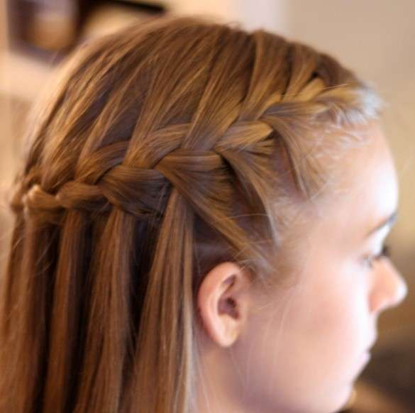 Favoloso Acconciature capelli con treccia (Foto) | Bellezza PourFemme PT14
