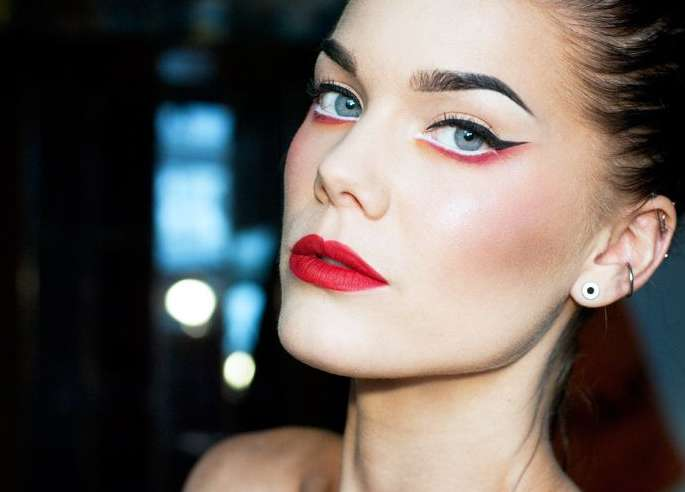 Super Make up stile giapponese (Foto 30/40) | Bellezza PourFemme HJ29