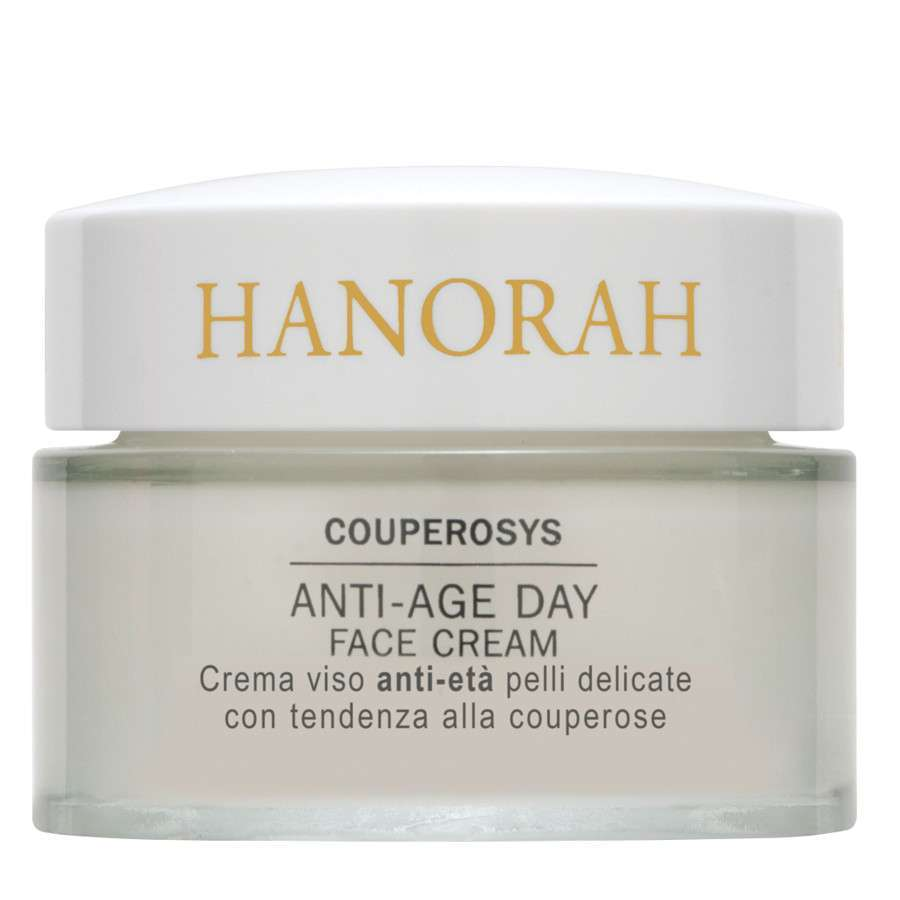 Hanorah Couperosys Anti Age Day Face Cream