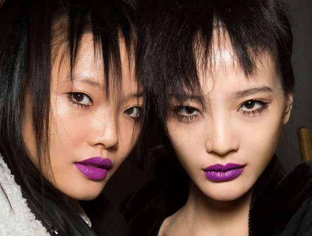 Rossetto Ultra Violet opaco