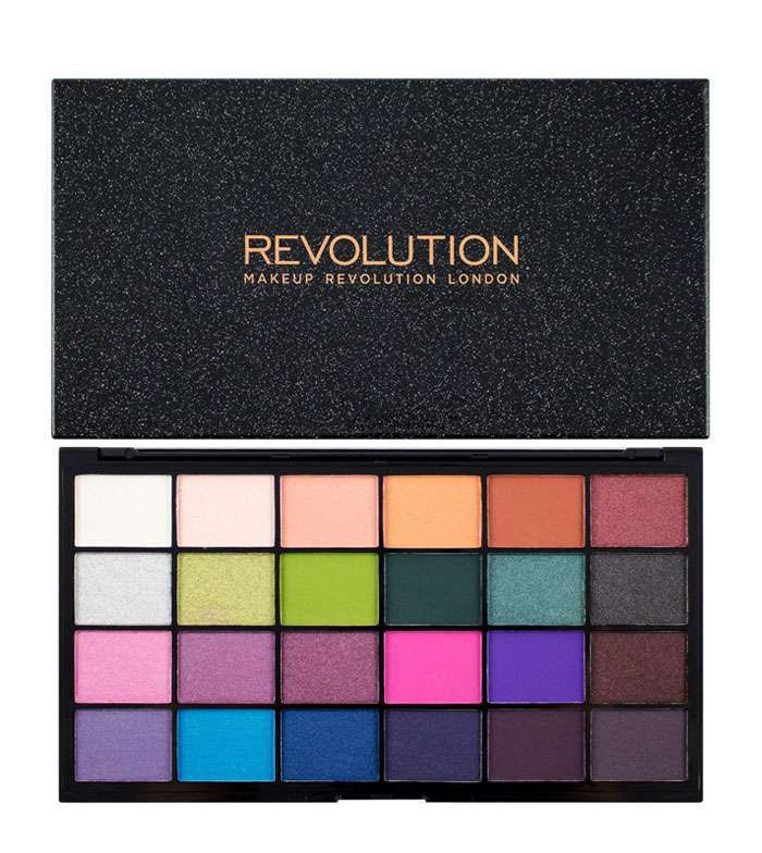 Palette ombretti Life on the dancefloor Makeup Revolution