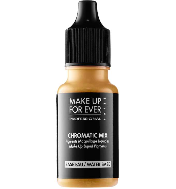 Chromatic Mix Water Base Make Up For Ever