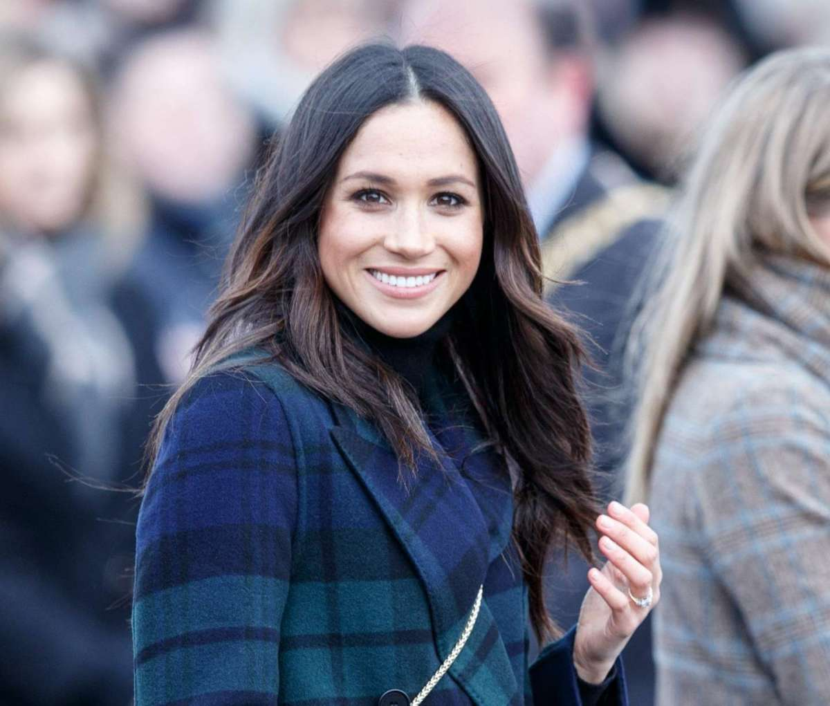 Gli hair look di Meghan Markle