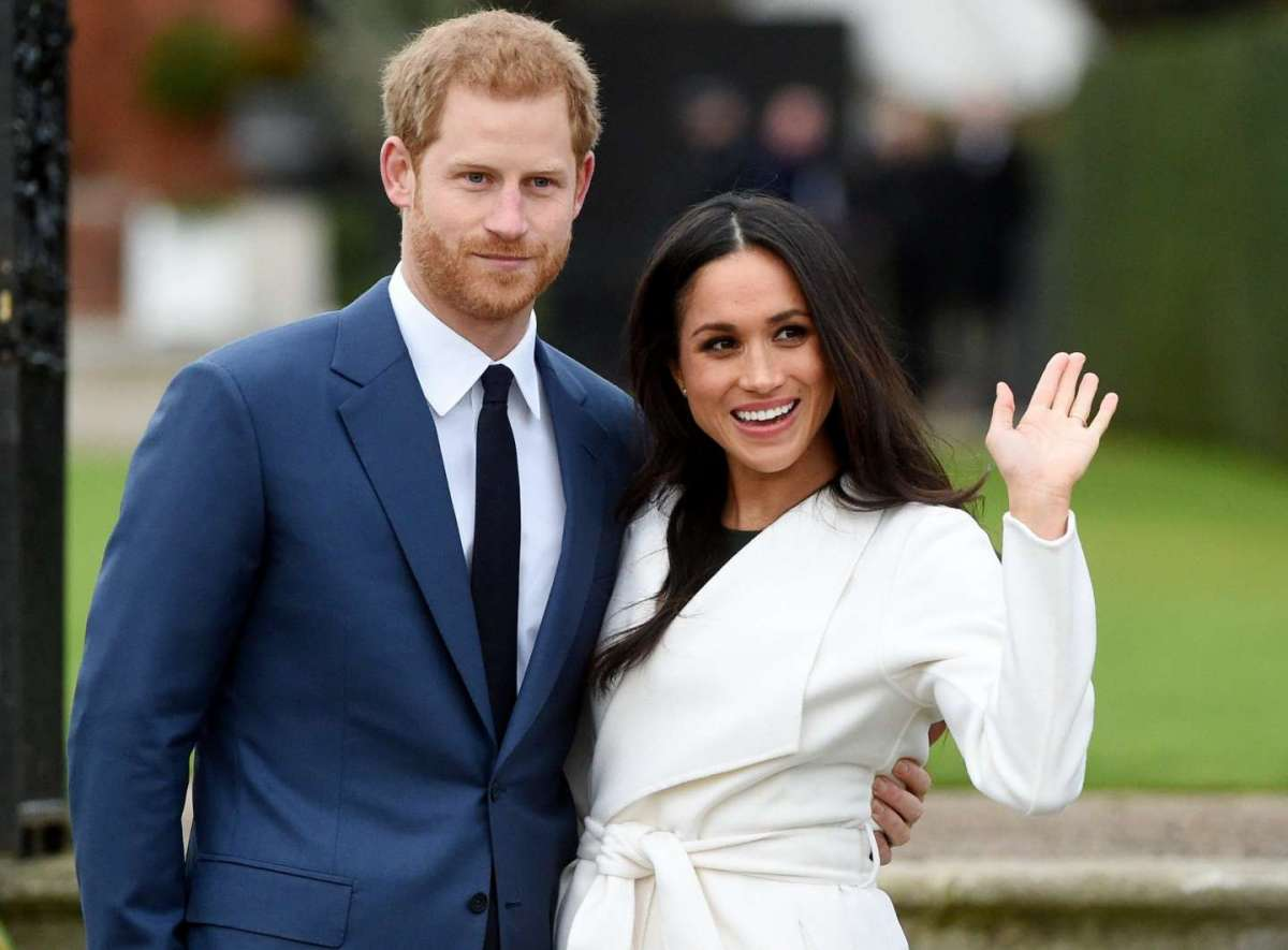 Le pettinature di Meghan Markle