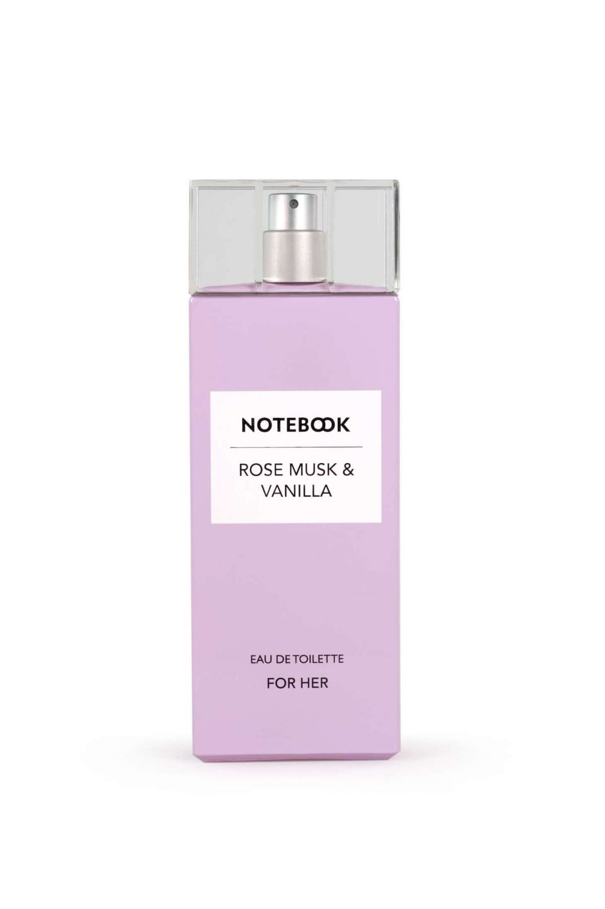 Notebook Rose Musk & Vanilla