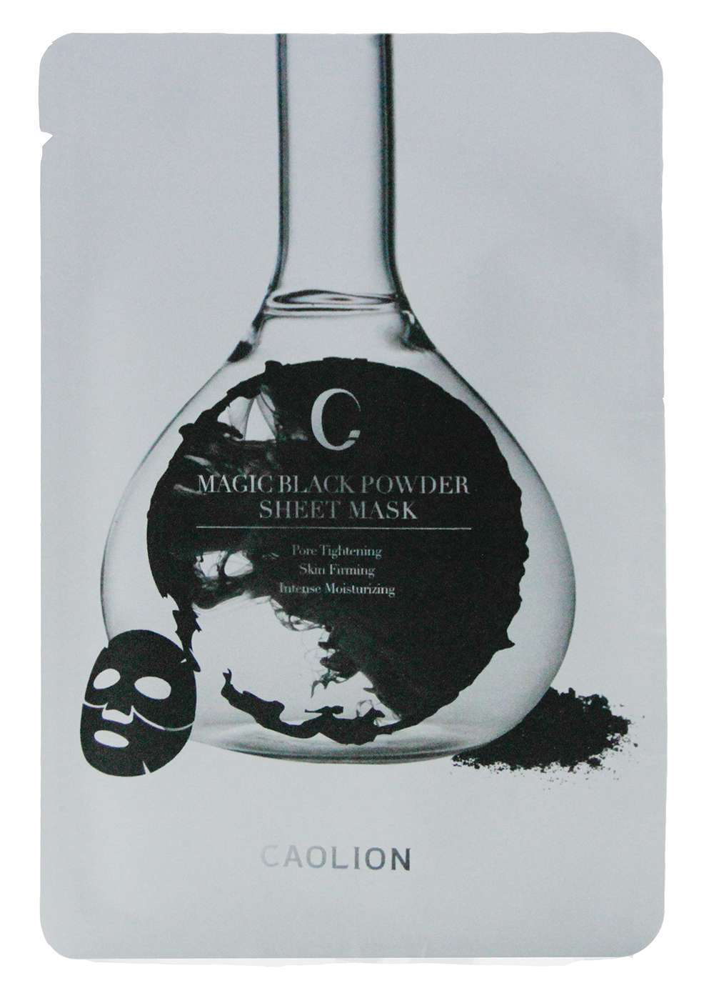 Maschera Caolion Magic Black Powder