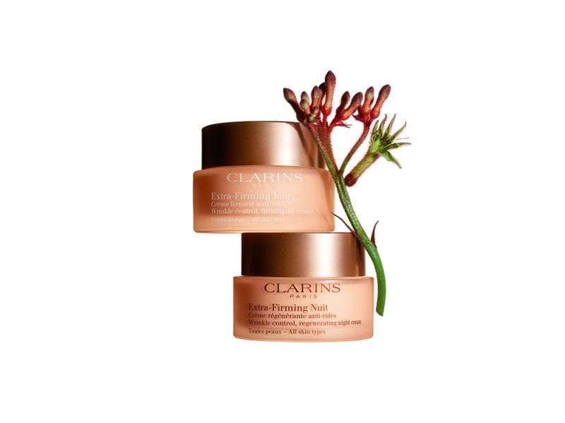 Crema viso Extra Firming Jour & Nuit Clarins