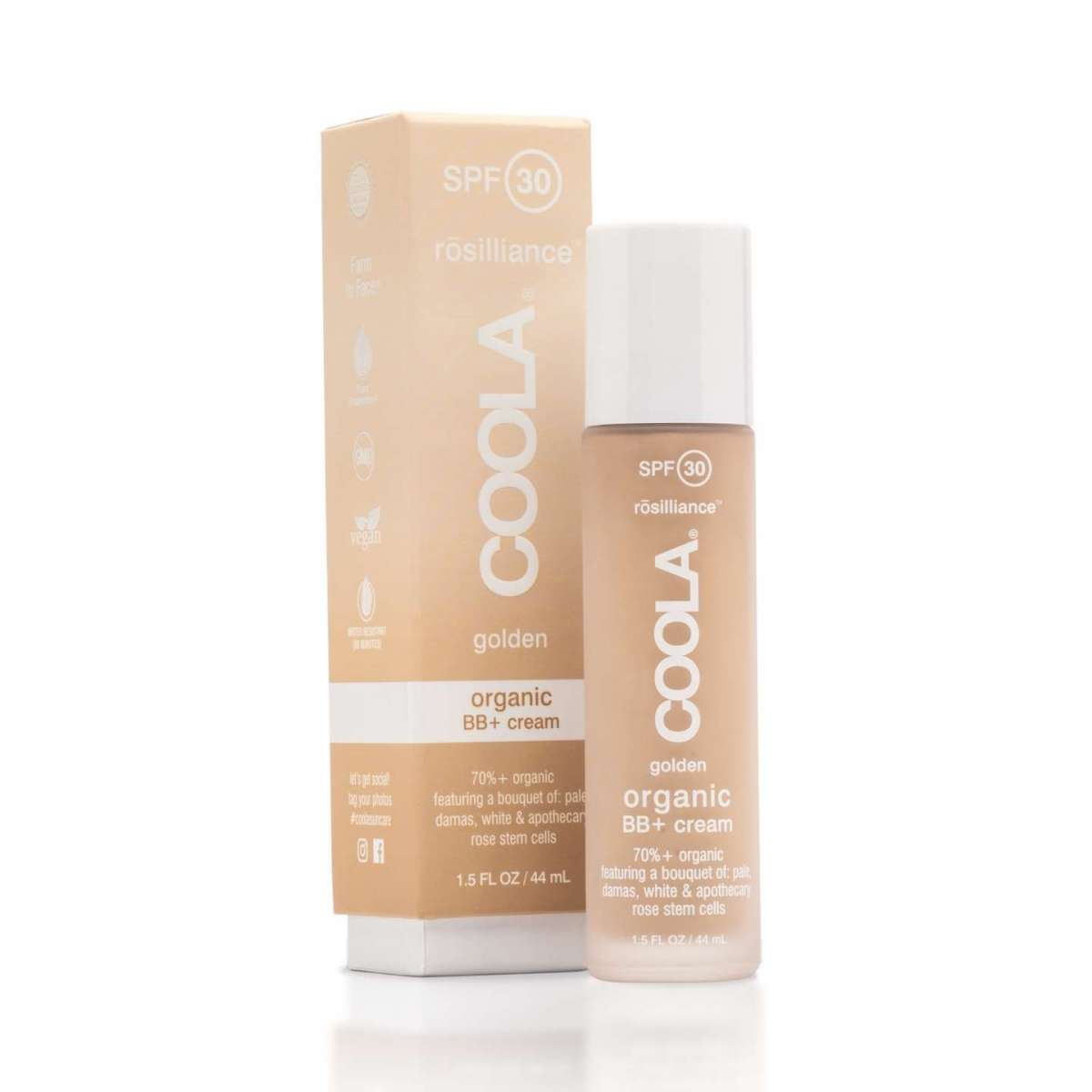 BB cream con SPF Coola