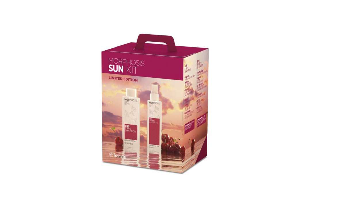Morphosis Sun Kit Limited Edition Framesi