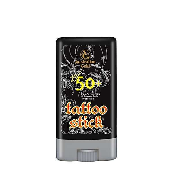 Tattoo Stick 50+ Australian Gold
