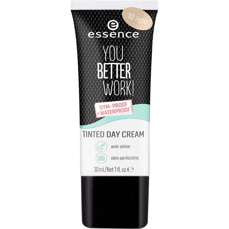 You Better Work Tinted Day Cream Essence