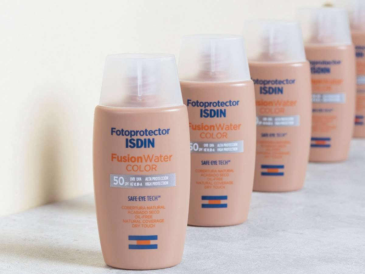 ISDIN Fotoprotector Fusion Water Color