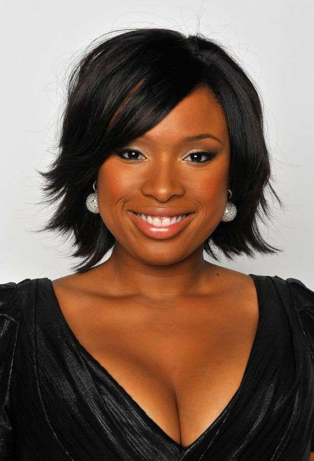 Jennifer Hudson, il suo hair look