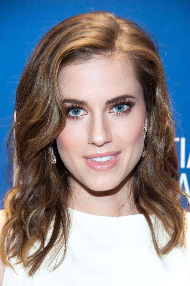 Bob lungo scalato per Allison Williams