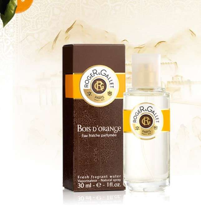 Bois d'Orange di Roger Gallet