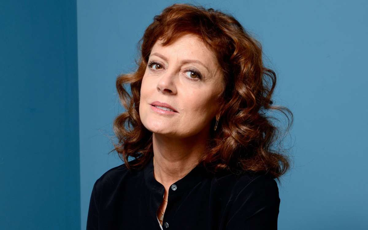 Susan Sarandon, bellezza al naturale