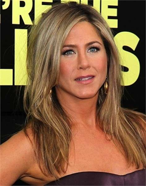 Jennifer Aniston tra le star non rifatte