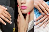 Nail art Primavera/Estate 2018: le più belle, colorate e divertenti