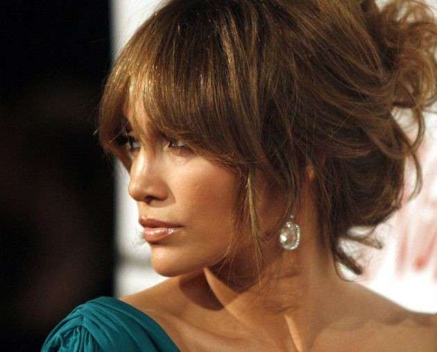 Jennifer Lopez beauty look