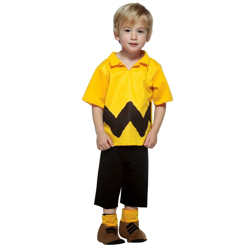 Vestito da Charlie Brown
