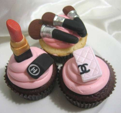 Cup cakes fashion