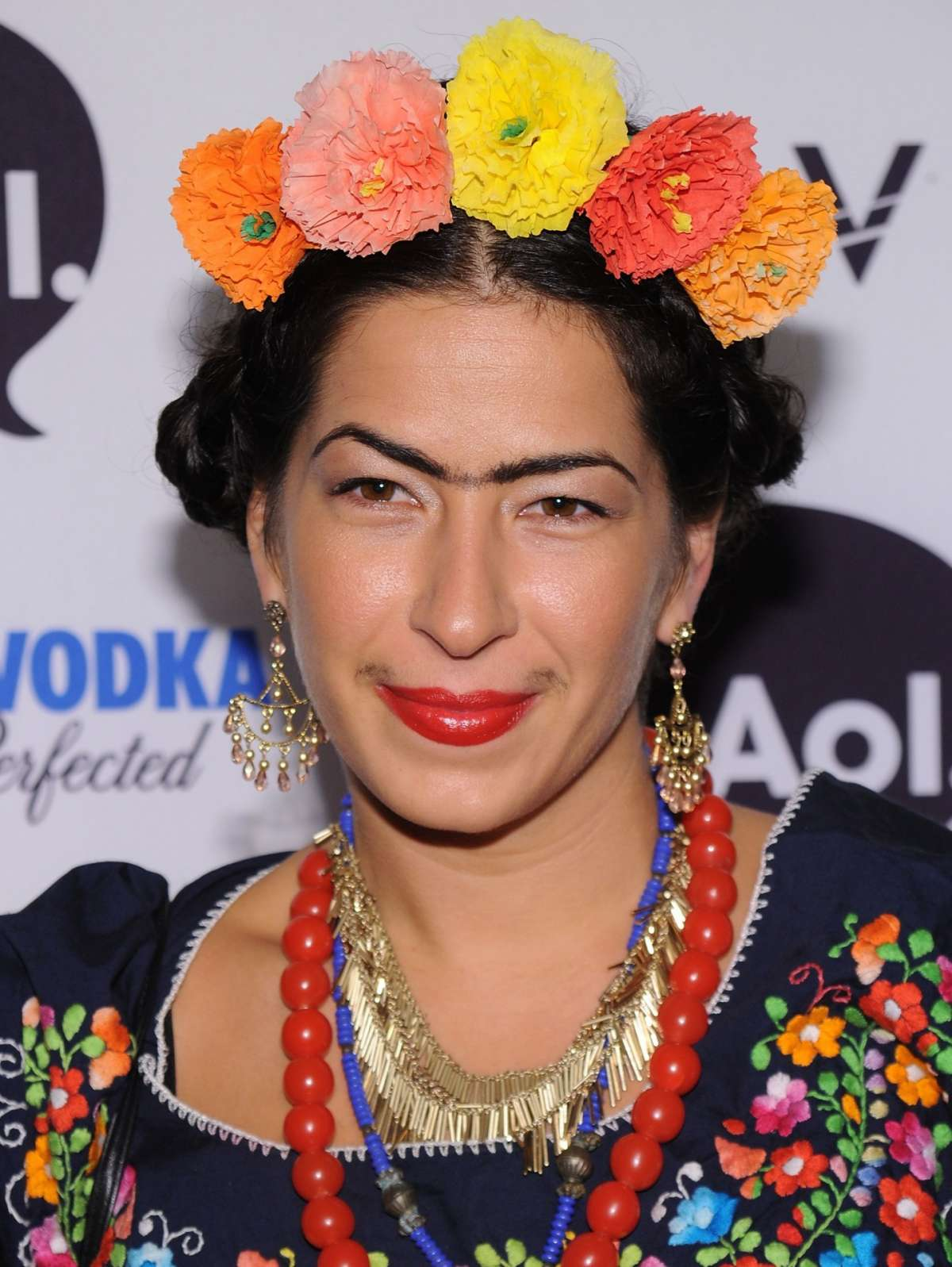 Costume da Frida Kahlo