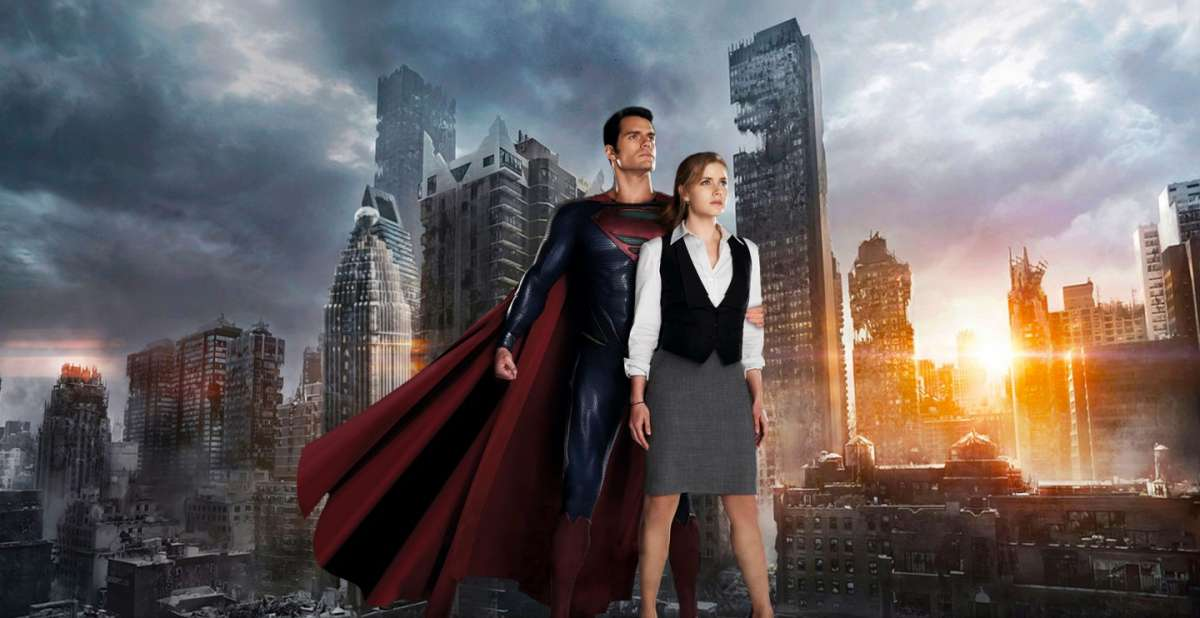 Lois Lane di Man of Steel