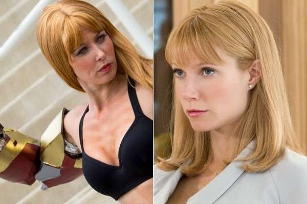 Pepper Potts di Iron Man