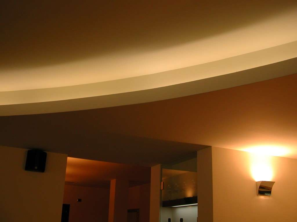 Soffitto cartongesso. perfect pareti in cartongesso fai da te with