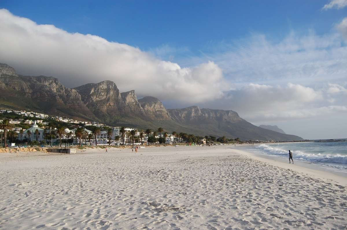Camps Bay Beach, Sudafrica