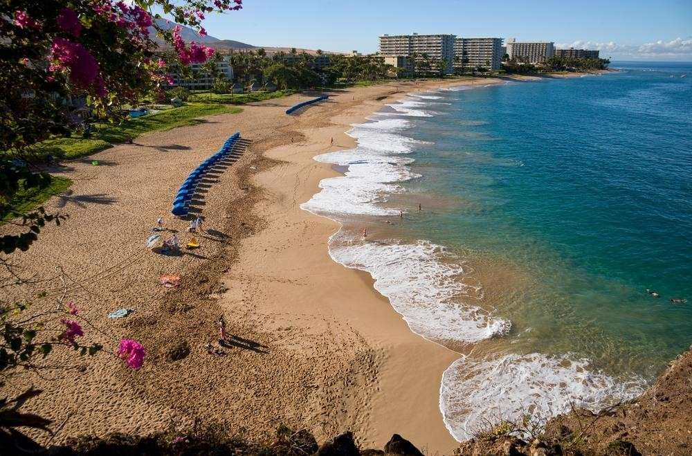 Kaanapali Beach, Hawaii