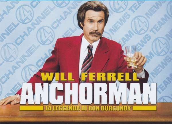 Anchorman: La Leggenda di Ron Burgundy
